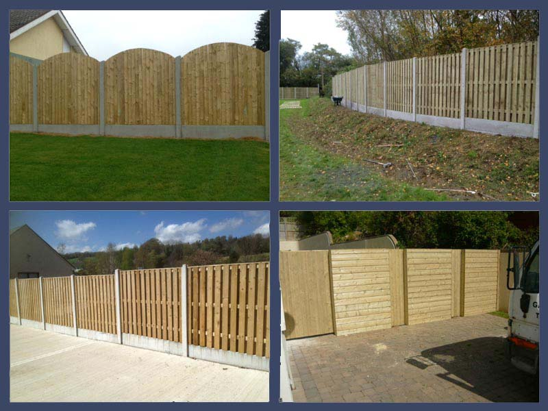 Timber Fencing Ireland
