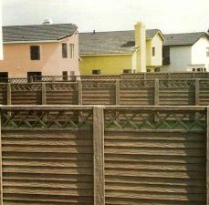 Concrete Fencing Dublin - Concrete H Posts & Fencing Stakes