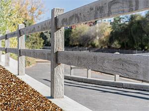Concrete Fencing Dublin Concrete H Posts Amp Fencing Stakes
